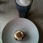 Squashmuffins med latte
